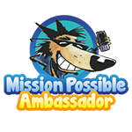 Logo Ambassador Mission Possible